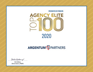 2020 PR News Agency Elite Top 100 Agency